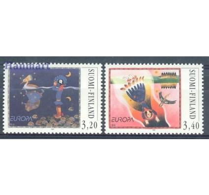Znaczek Finlandia 1997 Mi 1378-1379 Czyste **