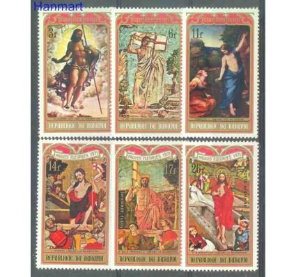 Znaczek Burundi 1971 Mi 750-755 Czyste **