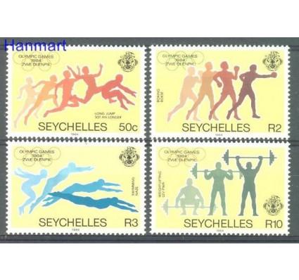 Seszele 1984 Mi 563-566 Czyste **