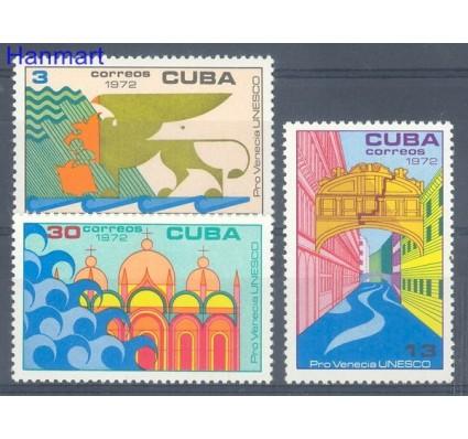 Znaczek Kuba 1972 Mi 1828-1830 Czyste **
