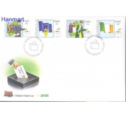 Znaczek Irlandia 1998 Mi 1080-1083 FDC
