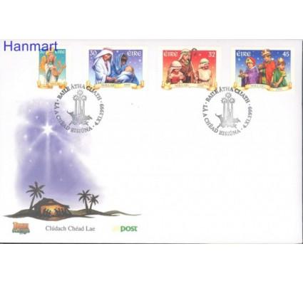 Znaczek Irlandia 1999 Mi 1196-1199 FDC