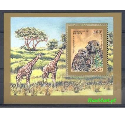 Znaczek Benin 1995 Mi bl 10 Czyste **