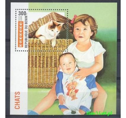 Znaczek Benin 1995 Mi bl 11 Czyste **