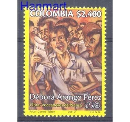 Znaczek Kolumbia 2012 Mi 2777 Czyste **