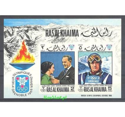 Ras Al Khaima 1969 Czyste **