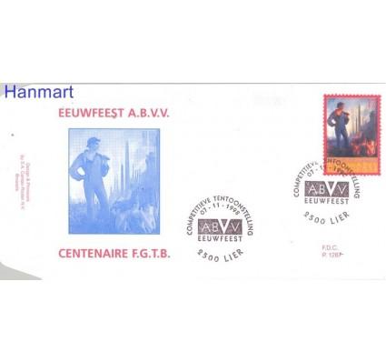 Znaczek Belgia 1998 Mi 2840 FDC