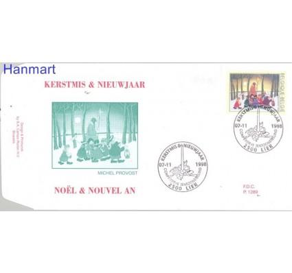 Znaczek Belgia 1998 FDC