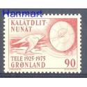 Grenlandia 1975 Mi 94 Czyste **