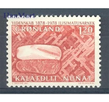 Znaczek Grenlandia 1978 Mi 105 Czyste **