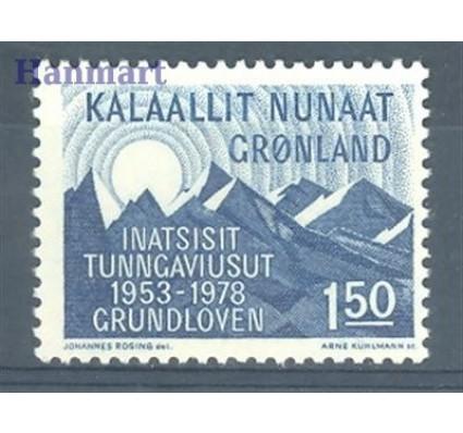 Grenlandia 1978 Mi 109 Czyste **
