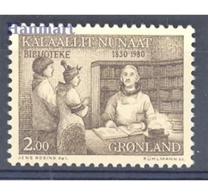 Znaczek Grenlandia 1980 Mi 123 Czyste **