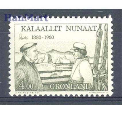 Znaczek Grenlandia 1980 Mi 125 Czyste **