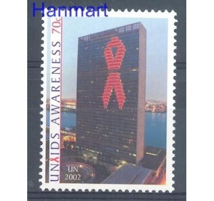 Narody Zjednoczone Nowy Jork 2002 Mi 912 Czyste **