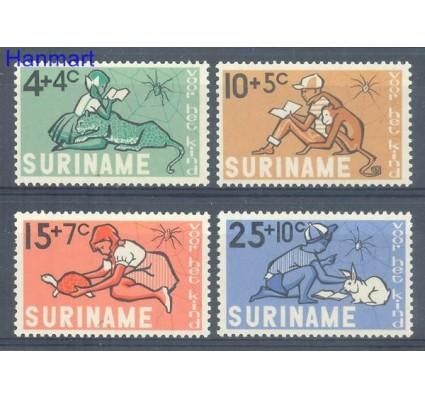 Znaczek Surinam 1965 Mi 478-481 Czyste **