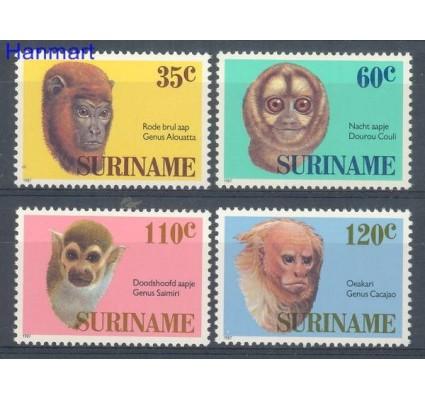 Znaczek Surinam 1987 Mi 1194-1197 Czyste **