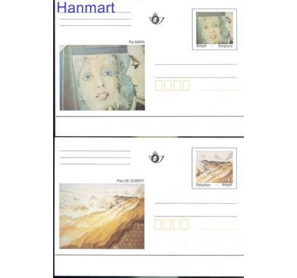 Belgia 1996 Mi 50-51 Całostka pocztowa
