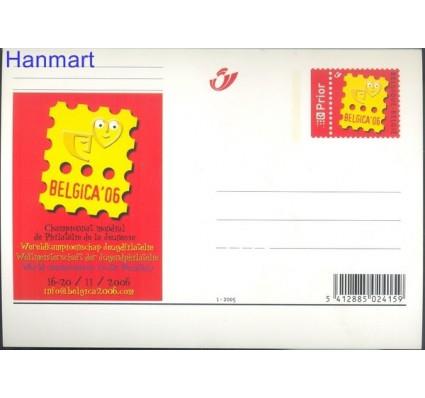 Belgia 2005 Mi 128 Całostka pocztowa