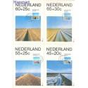 Holandia 1981 Mi 1176-1179 Karta Max