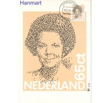 Holandia 1981 Mi 1197 Karta Max