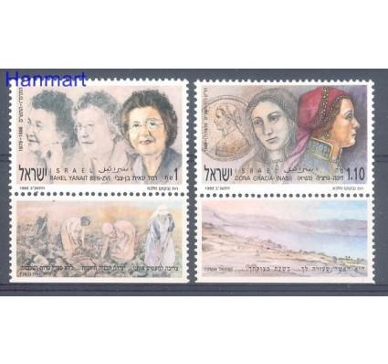 Znaczek Izrael 1991 Mi 1208-1209 Czyste **