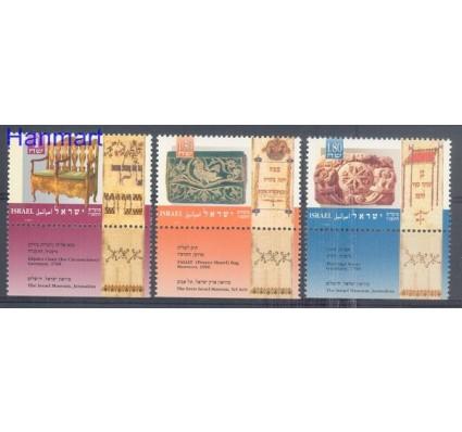 Znaczek Izrael 1995 Mi 1345-1347 Czyste **