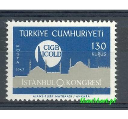 Znaczek Turcja 1967 Mi 2066 Czyste **