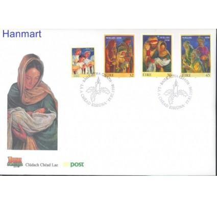 Znaczek Irlandia 1998 Mi 1109-1112 FDC