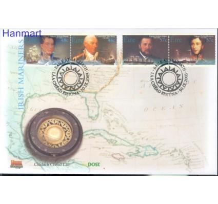Znaczek Irlandia 2003 Mi 1533-1536 FDC