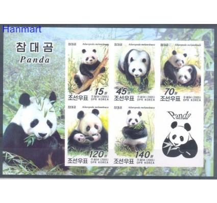 Znaczek Korea Północna 2005 Czyste **