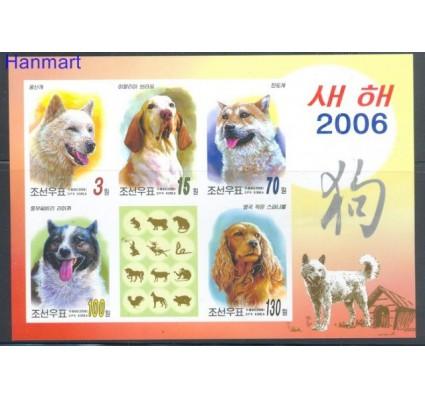 Znaczek Korea Północna 2006 Mi bl 644B Czyste **