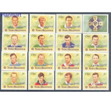 Znaczek Irlandia 1999 Mi 1150-1164 Czyste **