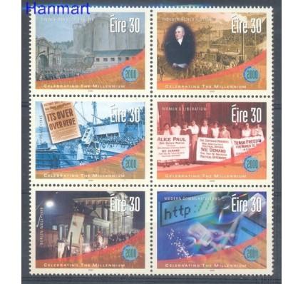 Znaczek Irlandia 2000 Mi 1292-1297 Czyste **