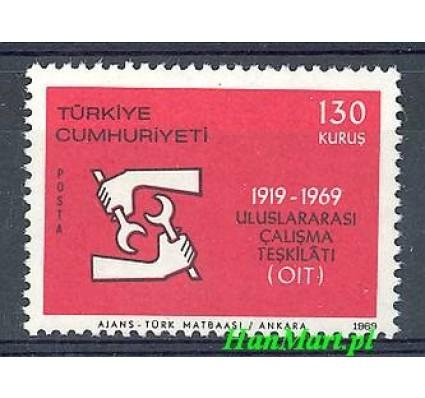 Turcja 1969 Mi 2122 Czyste **