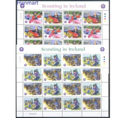 Znaczek Irlandia 2002 Mi ark 1419-1422 Czyste **