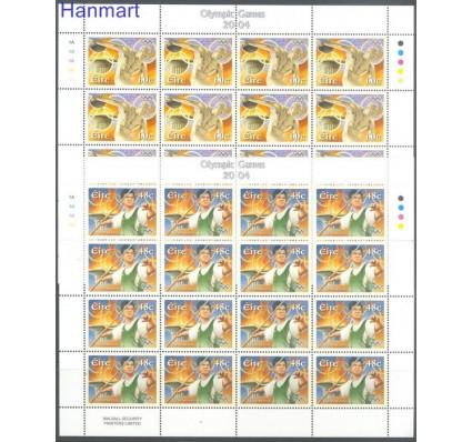 Znaczek Irlandia 2004 Mi ark 1593-1594 Czyste **