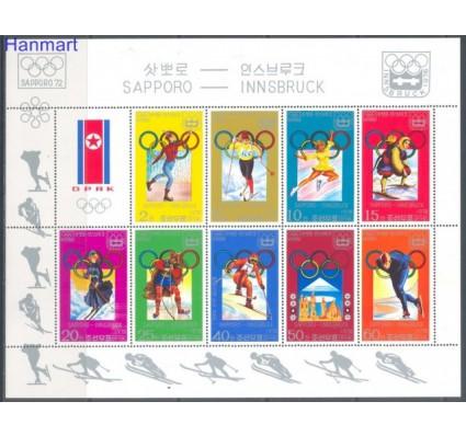 Znaczek Korea Północna 1978 Mi 1683-1691 Czyste **