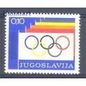 Jugosławia 1975 Mi zwa 49 Czyste **