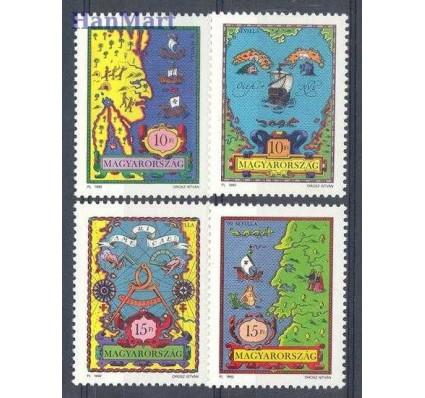 Węgry 1992 Mi 4190-4193 Czyste **