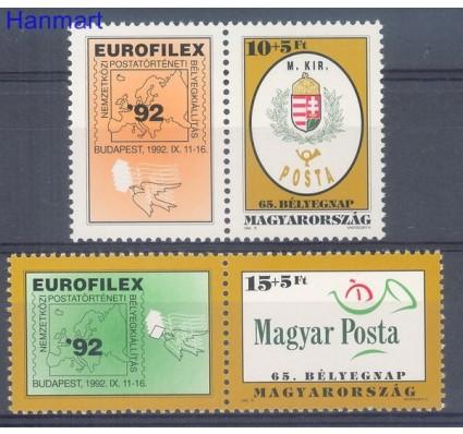 Węgry 1992 Mi 4210-4211 Czyste **