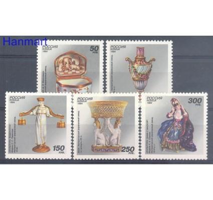 Znaczek Rosja 1994 Mi 397-401 Czyste **