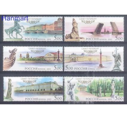 Znaczek Rosja 2003 Mi 1079-1084 Czyste **