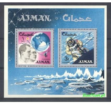 Ajman / Adżman 1966 Mi bl 8 Czyste **