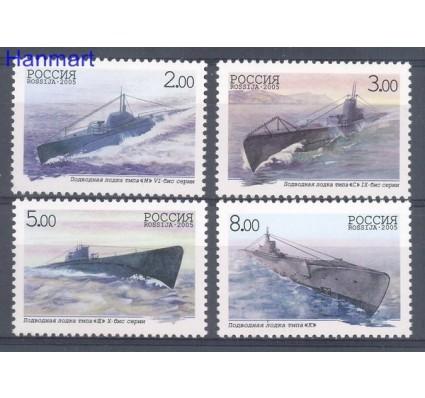 Rosja 2005 Mi 1236-1239 Czyste **