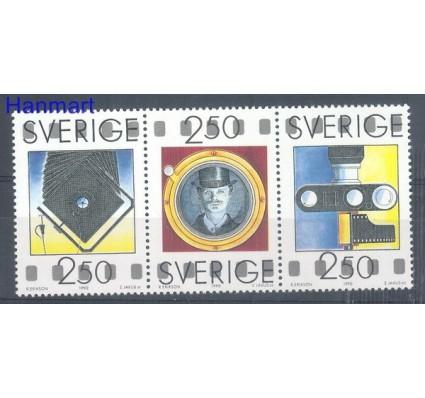 Szwecja 1990 Mi 1630-1632 Czyste **