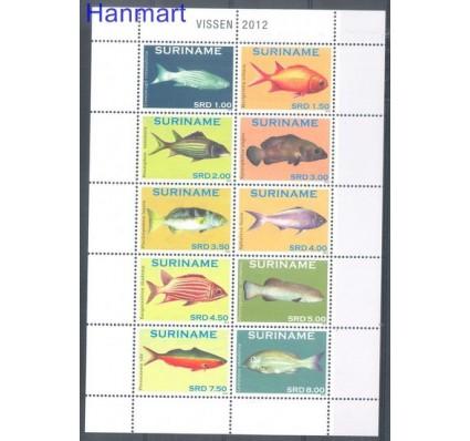 Znaczek Surinam 2012 Mi 2579-2588 Czyste **
