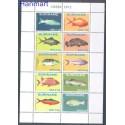 Surinam 2012 Mi 2579-2588 Czyste **