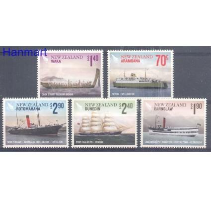 Znaczek Nowa Zelandia 2012 Mi 2964-2968 Czyste **