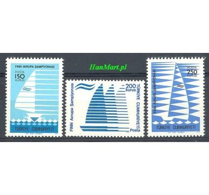 Znaczek Turcja 1977 Mi 2423-2425 Czyste **