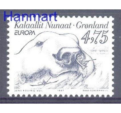 Znaczek Grenlandia 1997 Mi 309 Czyste **